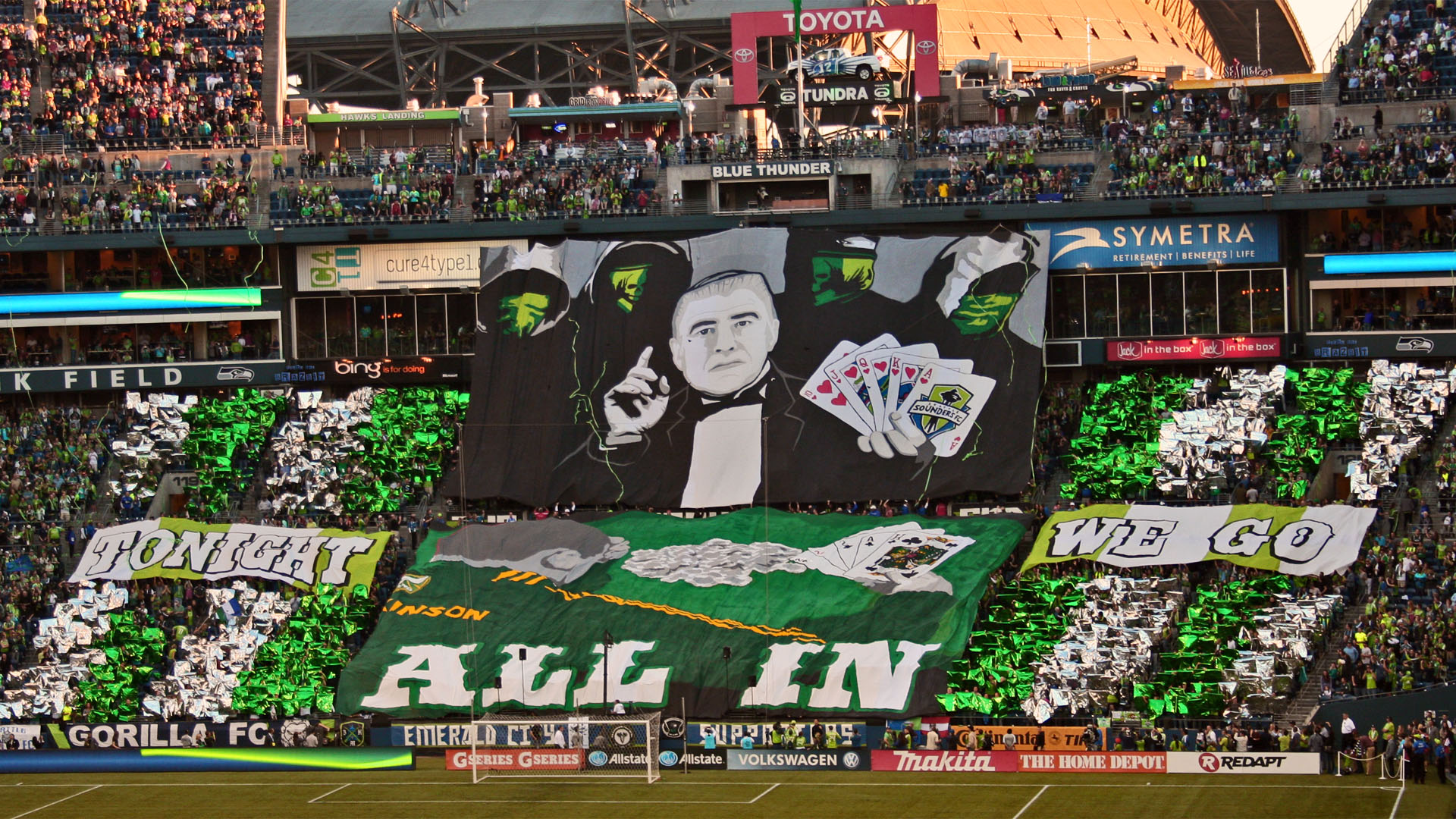 the day the tifo died    mls